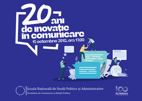 20 de ani de la înființarea studiilor universitare de licență ale FCRP din SNSPA