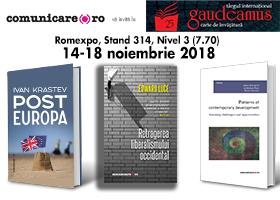 Editura Comunicare.ro la Târgului Internaţional GAUDEAMUS - 14-18 noiembrie