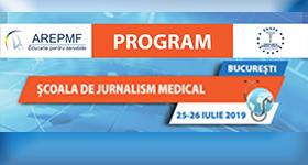 Școala de jurnalism medical | 25-26 iulie 2019, SNSPA, București, Bdul. Expoziției nr. 30A
