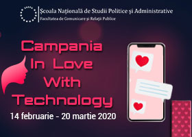 Campania In Love With Technology