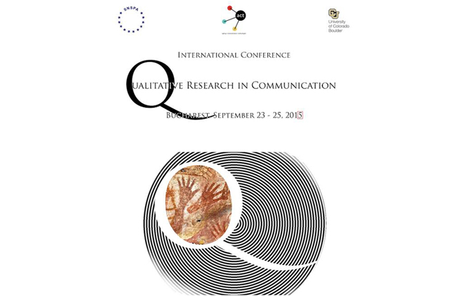 Qualitative Research in Communication 2015, 23-25 sept