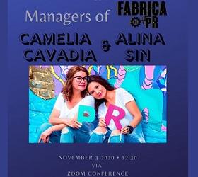 Evenimentele CEMtalks - marți 3 noiembrie, ora 12:30, via ZOOM